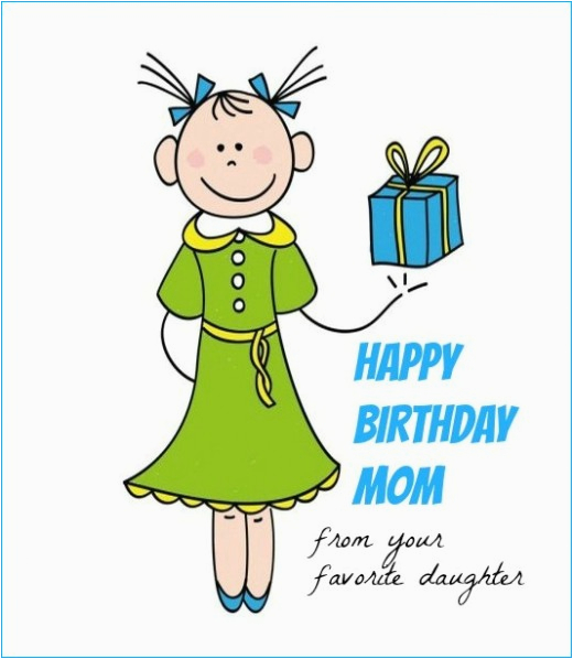 Funny Birthday Cards For Mom From Daughter Quotes Ecard Quotesgram