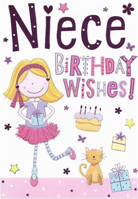 Funny Birthday Cards For Niece Quotes Quotesgram