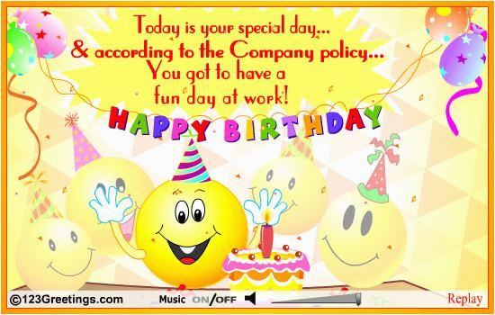 happy birthday quotes for co worker