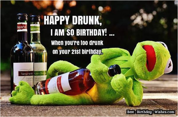 Funny Drinking Birthday Cards Happy 21st Meme Pictures And Images With