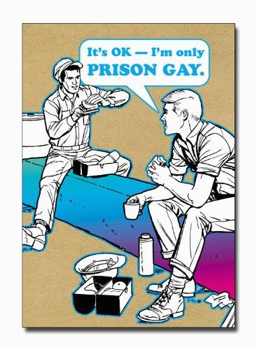 Funny Gay Birthday Cards Prison Gay Scandalous Planet Fabulous Birthday Greeting