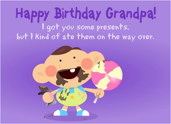 funny birthday quotes grandfather