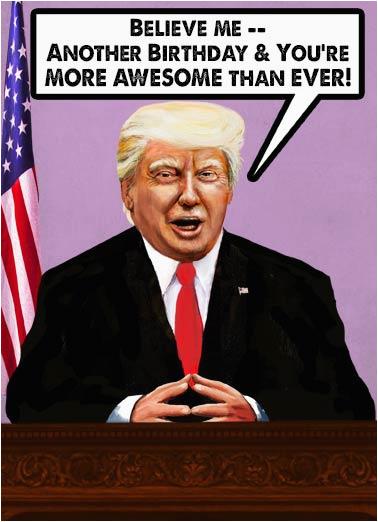 Funny Political Birthday Cards