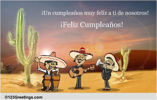 Spanish Birthday Cards Picture Specials54