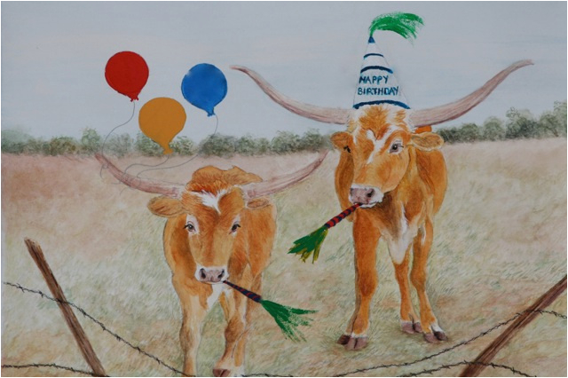 texas birthday greetings parish galleries