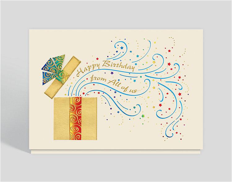 surprise birthday card 300589