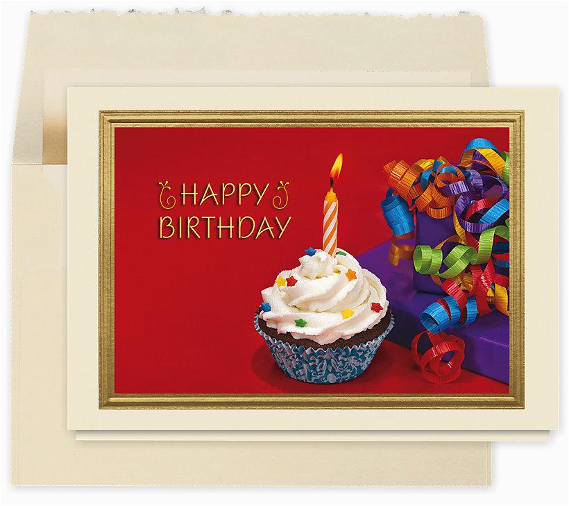 send employee birthday cards
