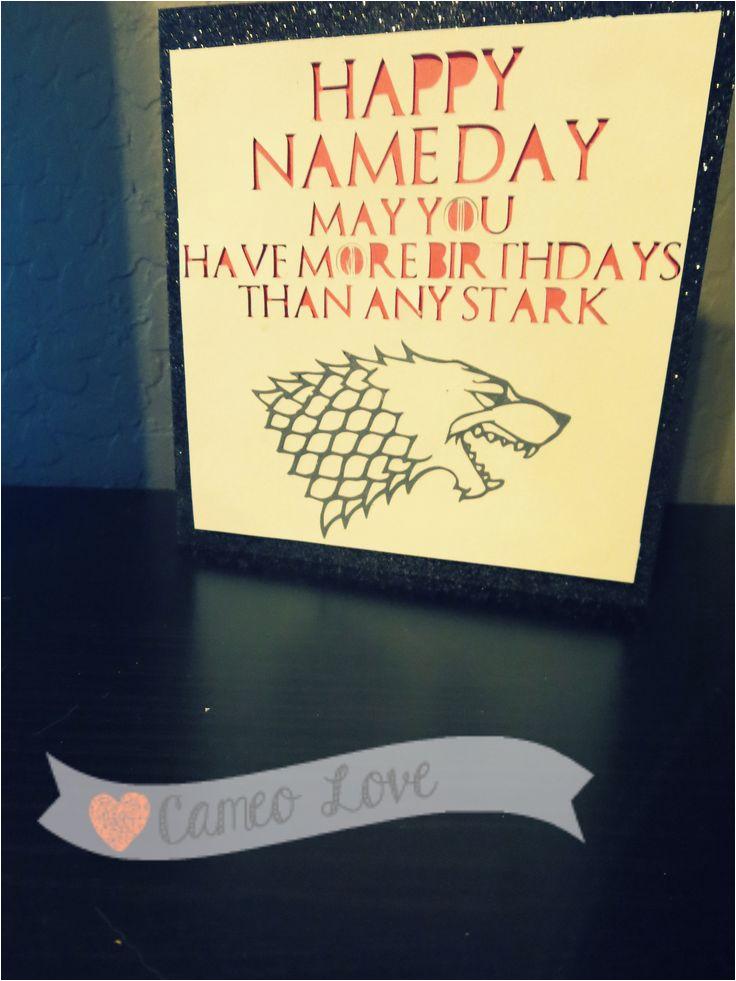 Game Of Thrones Happy Birthday Card 25 Unique Boyfriends 21st Ideas On Pinterest