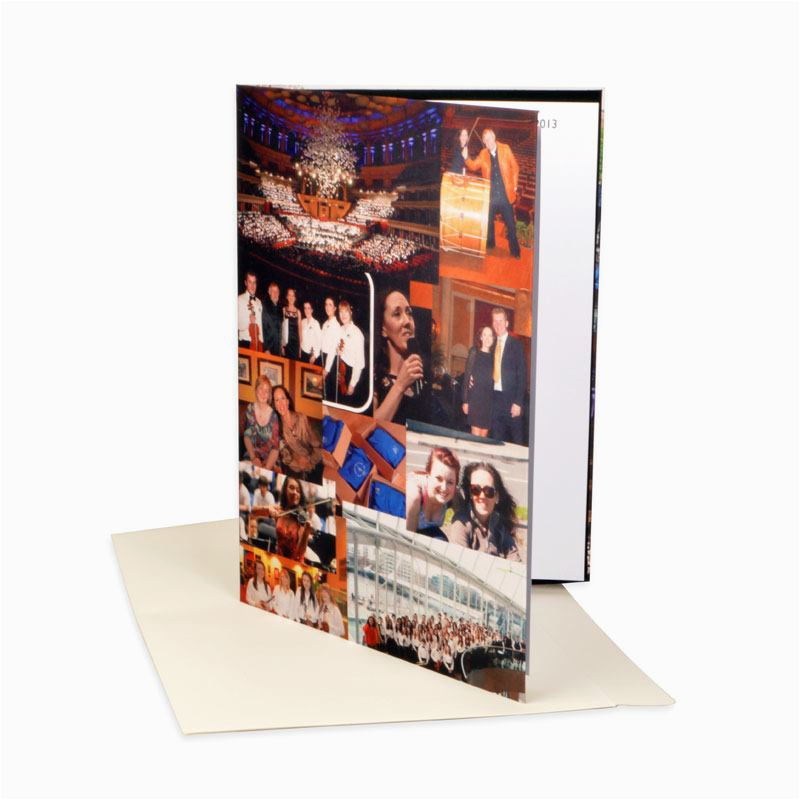 Custom A3 Greeting Cards