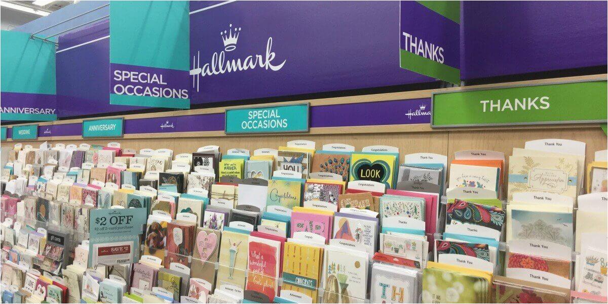 cvs shoppers free hallmark cards