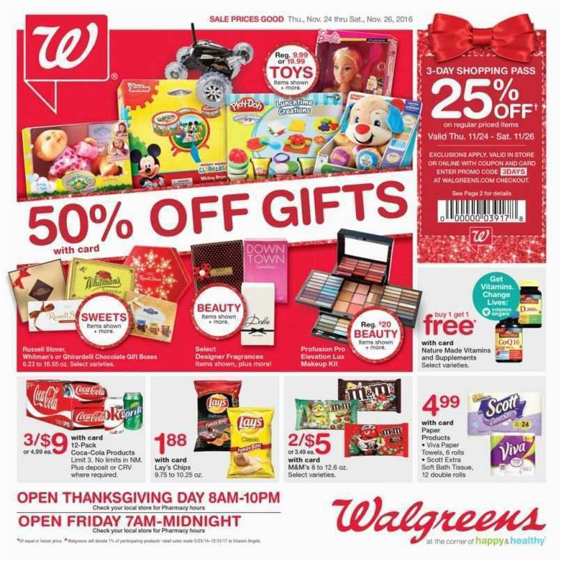 Giant Birthday Cards Walgreens New Walgreen Christmas