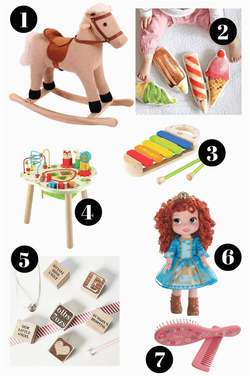 baby girls first birthday gift guide hi baby
