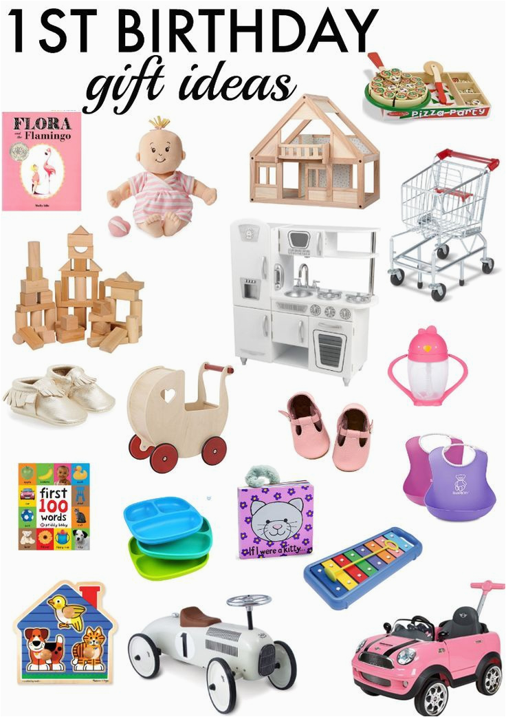 gift ideas for a 1 year old baby girl gift ideas