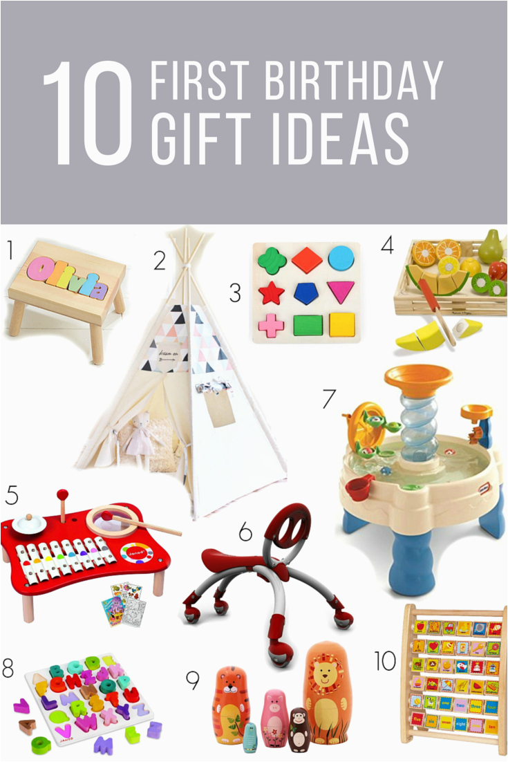 it 39 s a one derful life first birthday gift ideas my