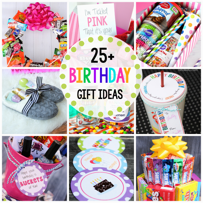 fun birthday gift ideas for friends crazy little projects