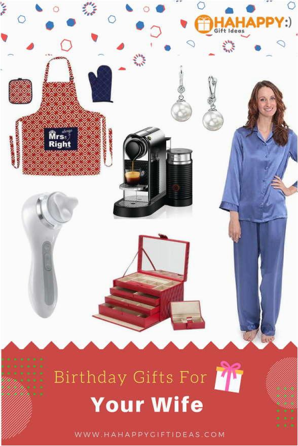 19 birthday gift ideas for wife romantic unique