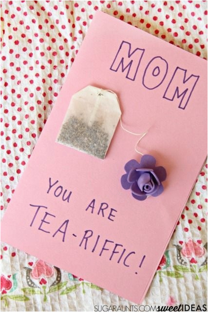 Gift Ideas For Mom On Her Birthday Kids Crafts For Moms Birthday