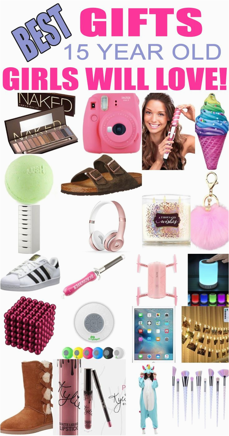 best gifts for 15 year old girls gift guides pinterest