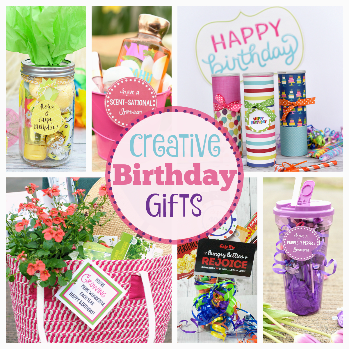 Gifts For Best Friend On Her Birthday Creative Friends Fun Squared