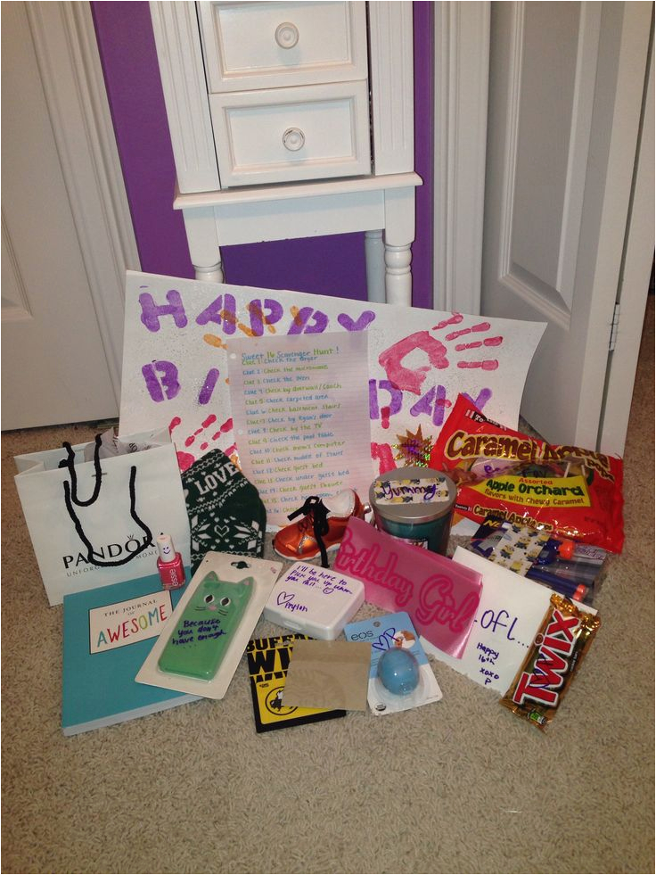 Gifts To Get Your Best Friend For Her 16th Birthday 25 Gift Ideas