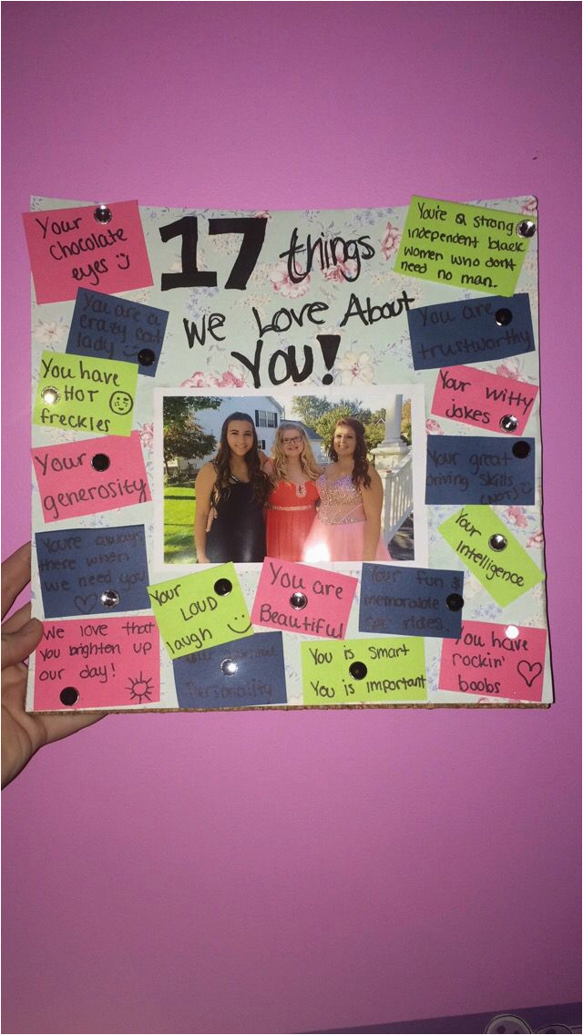 Gifts To Get Your Best Friend For Her 16th Birthday Diys Crafts Pinterest Birthdays