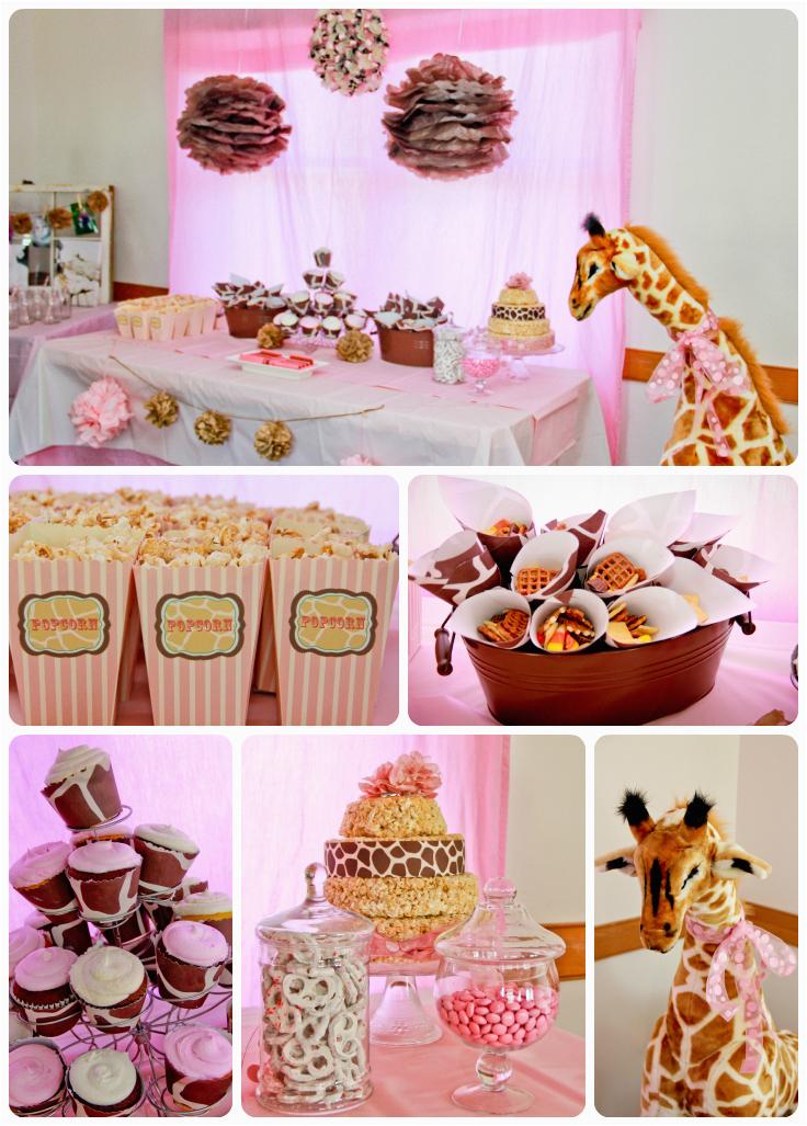 giraffe birthday bash 15