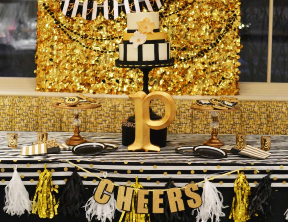 Gold Birthday Party Decorations 5 Super Stylish 50th Decoration Ideas Quotemykaam