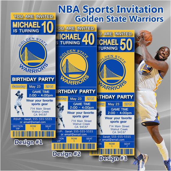 golden state warriors birthday