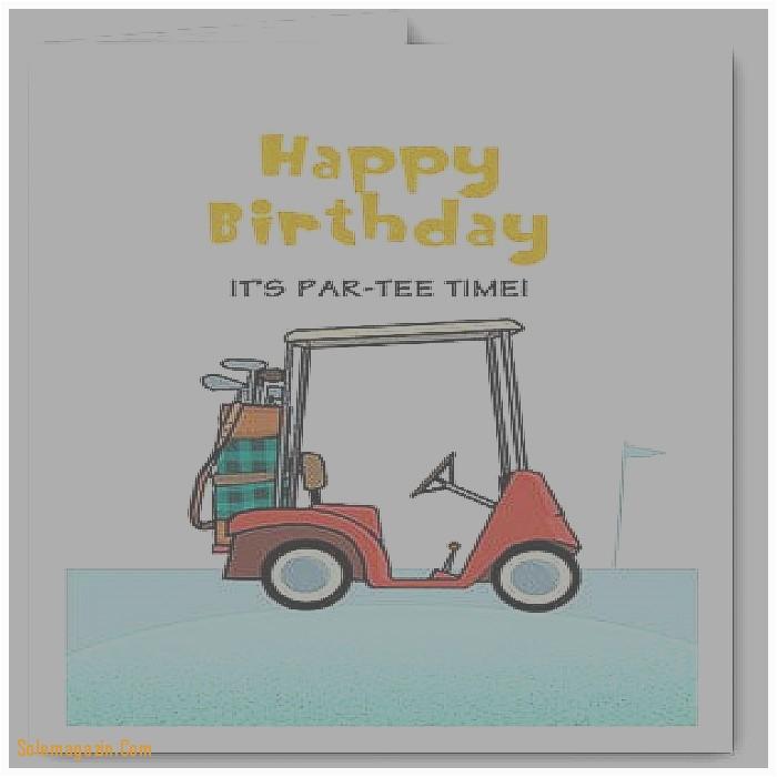 Golf Birthday Cards Free Printable Best Happy