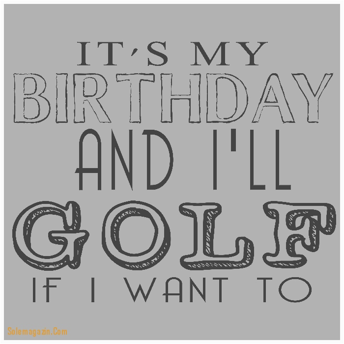 Golf Birthday Cards Free Printable Best Happy
