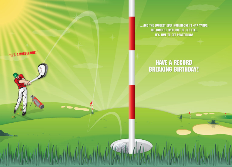 Golf Birthday Cards Free Printable Card Happy Julie Kettlewell Stin Up Uk