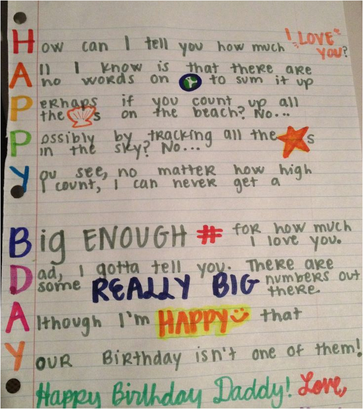 25 best ideas about birthday cards for dad on pinterest