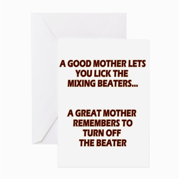good moms great moms greeting card by gotchaapparel