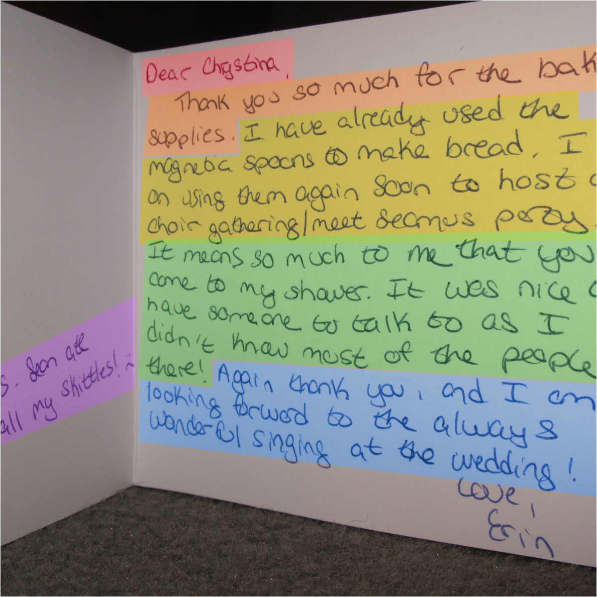 what to write on a birthday card card design ideas