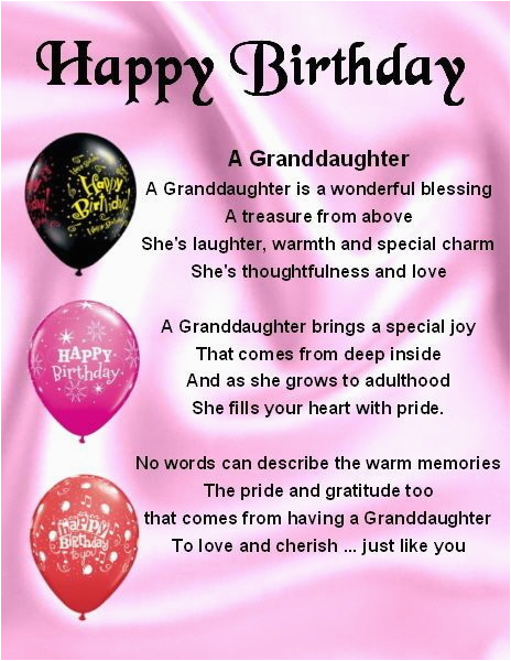 gifts for granddaughters 21st birthday