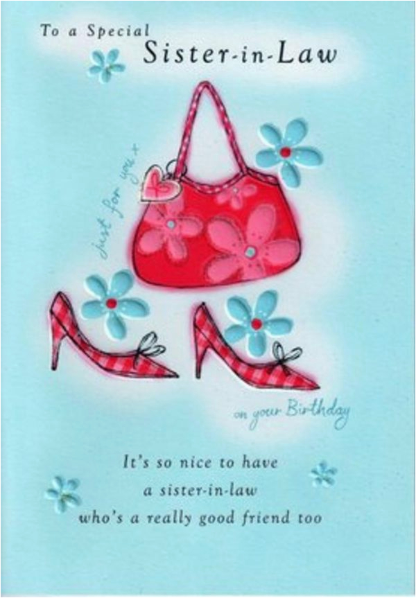 happy birthday sister in law quotes and wishes