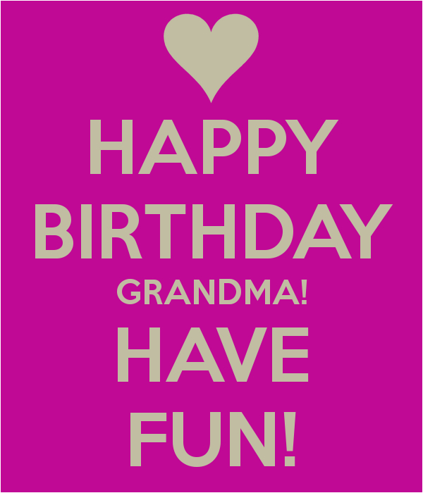 Grandma Birthday Card Sayings Happy Quotes Quotesgram