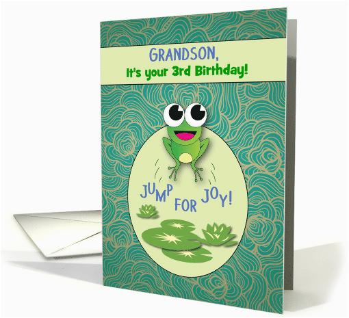 grandson customize any age birthday 1292188