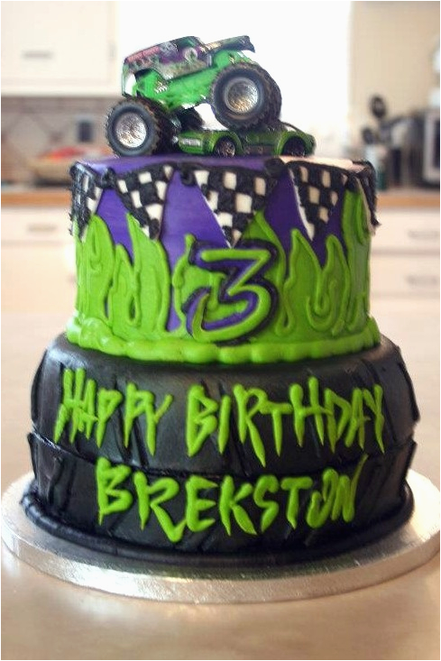 Grave Digger Birthday Decorations