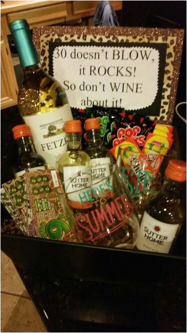 Great 30th Birthday Gifts For Her Gift Ideas Pinterest 30