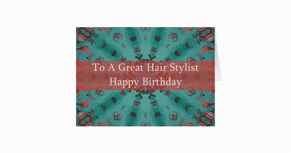 birthday card for hair stylist 137128175507999240