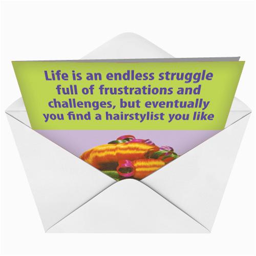 hairdresser birthday quotes