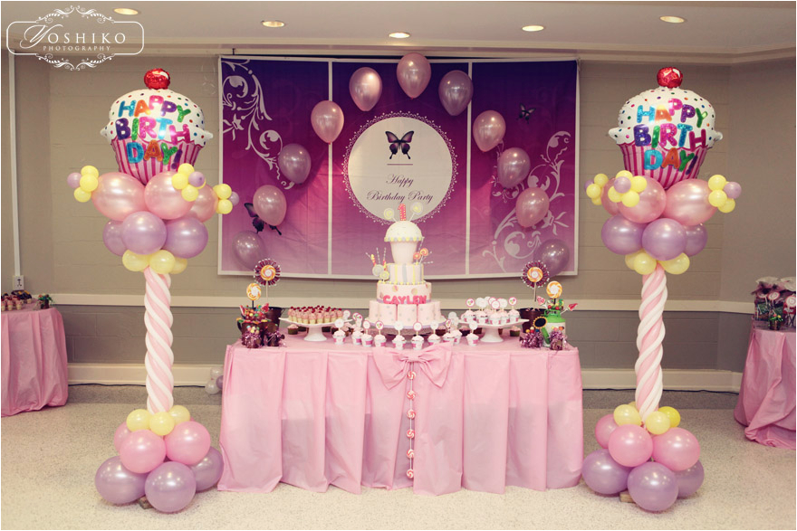impactful 1st birthday hall decoration 5 on awesome article