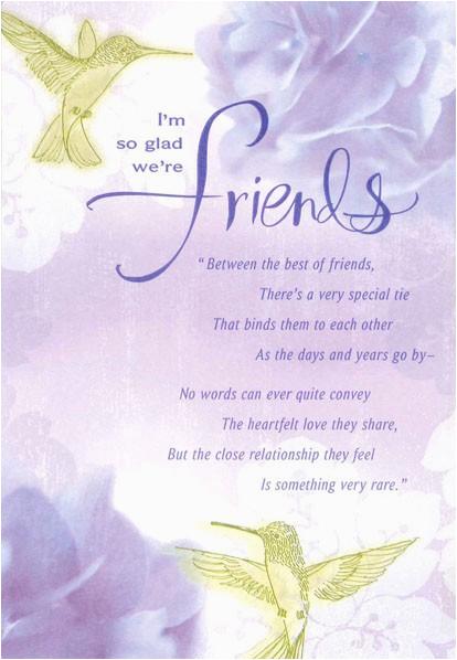 hydrangeas and happiness friendship birthday card 299hbd1875