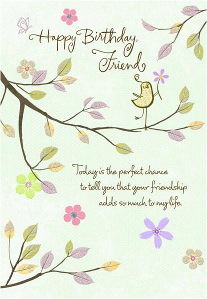 thankful friend birthday wishes card 349hbd1011