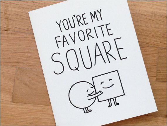 funny love card friendship card romantic by