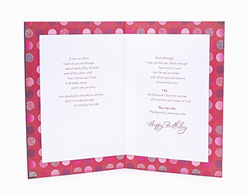 Hallmark Romantic Birthday Cards For Him Greeting Card 41 Roemantics