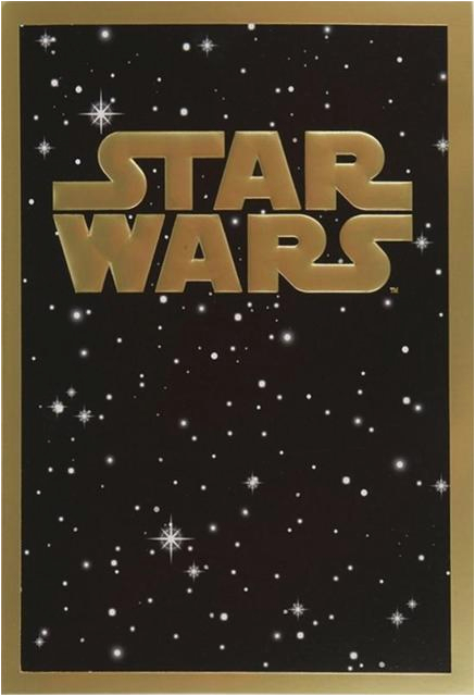 hallmark star wars birthday card may the force be with you