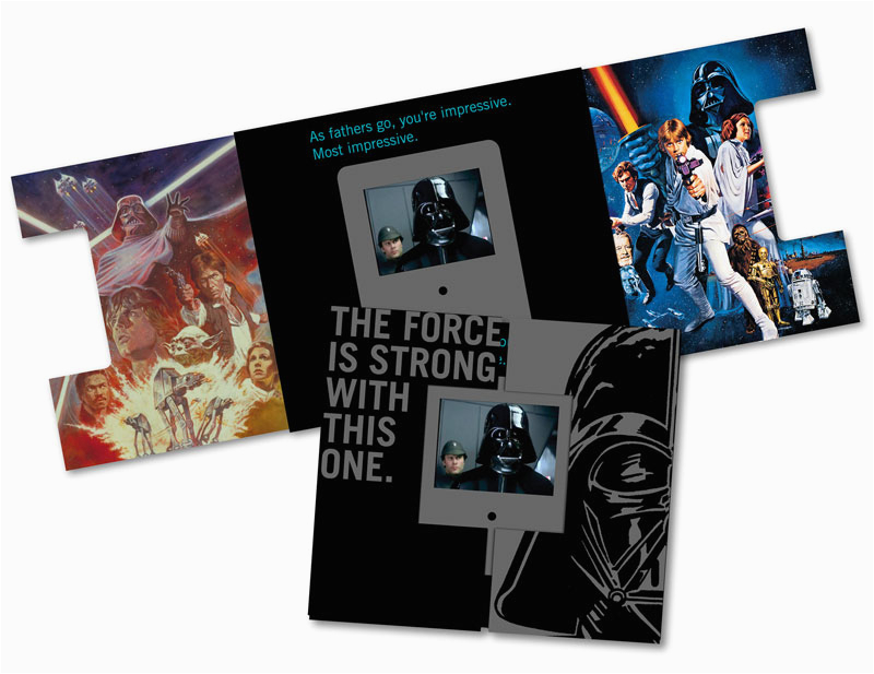 star wars video greeting cards from hallmark