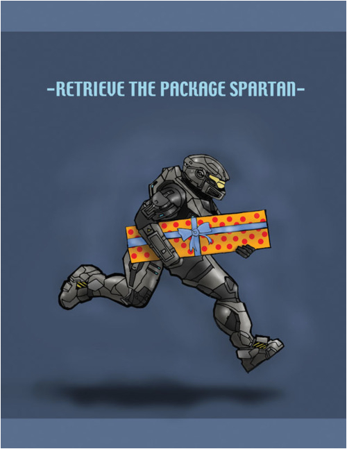fuck yeah everything halo halo themed birthday cards